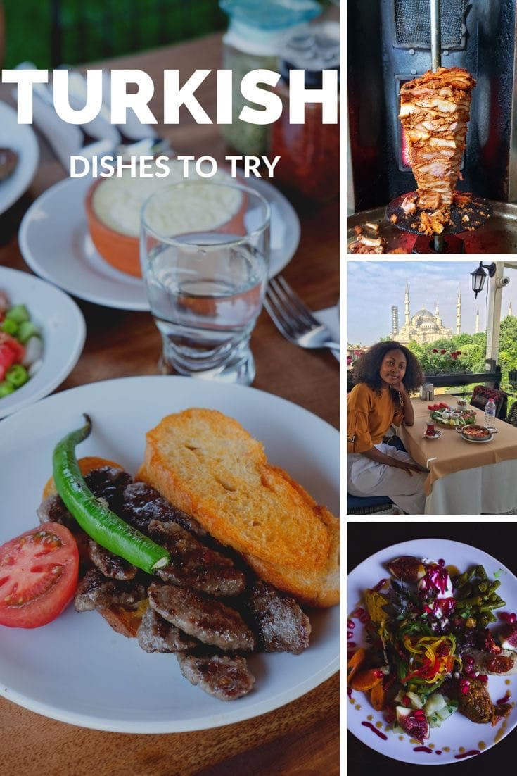 Dishes to try in Istanbul