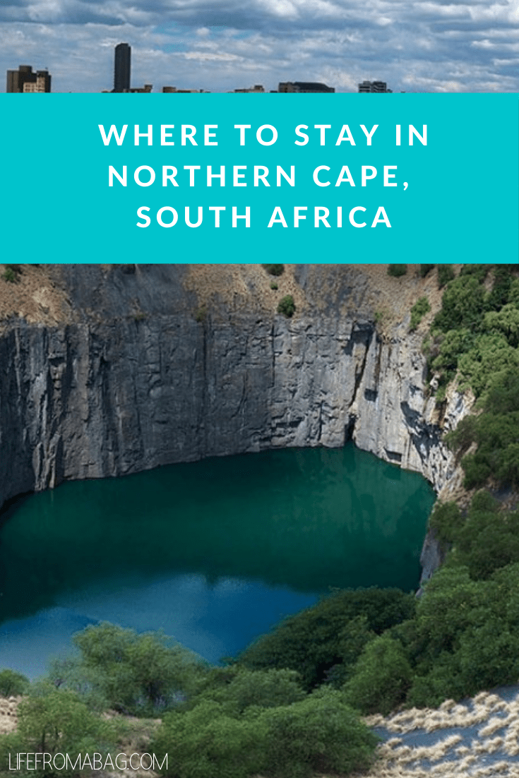 Where to stay in Northern Cape