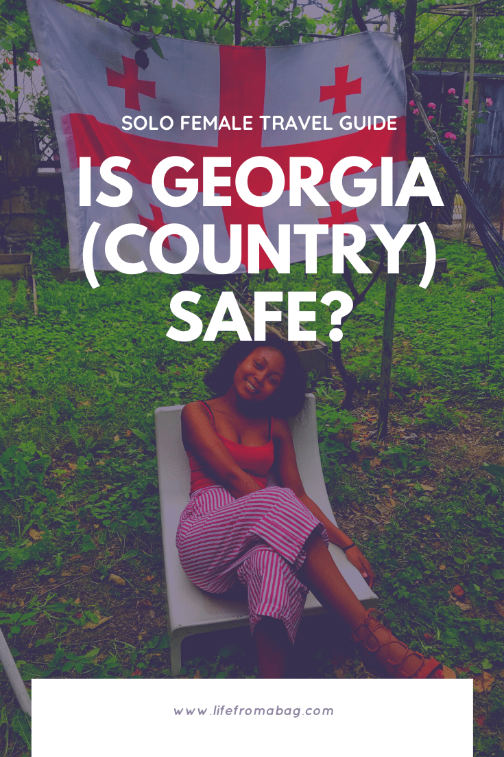 Is Georgia safe to visit
