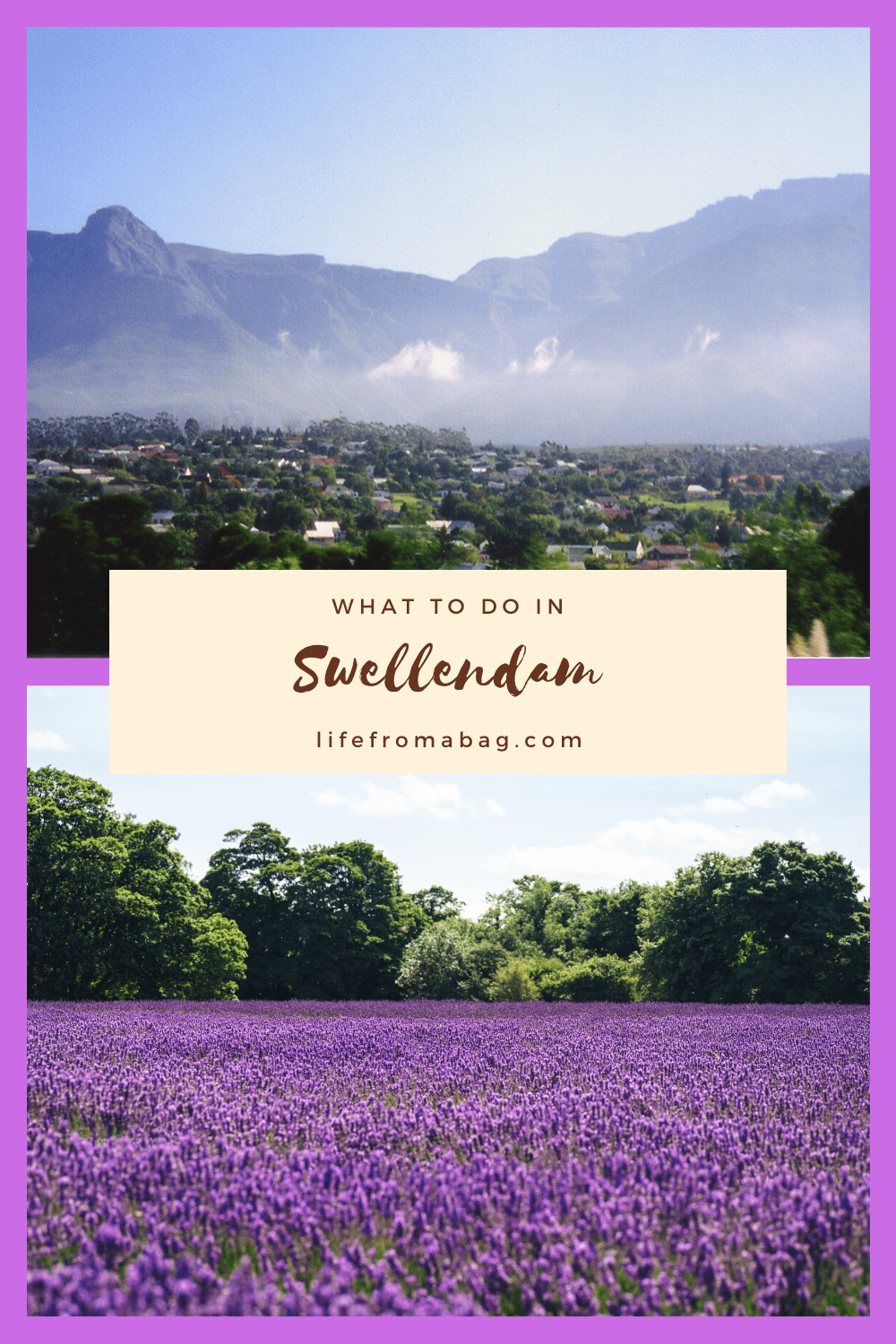 What to do in Swellendam